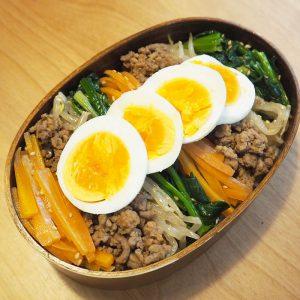 ビビンバ丼お弁当